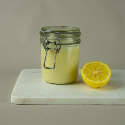 Plantaardige mayonaise (soja)